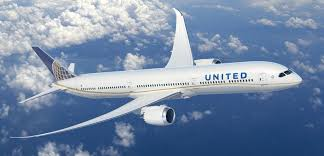 united airlines 787 10