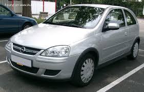 2004 Opel Corsa C (facelift 2003) 1.3 CDTI (70 bg) | Teknik özellikler,  yakıt tüketimi , Boyutlar