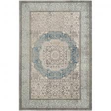 majestic design ideas blue and gray area rug beautiful darby home co sofia light grayblue reviews