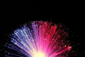 working at near the sd of light and sending billions of bits of data across the world the fibre optic cable has transformed modern data exchange