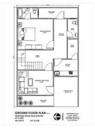25x50 house plan east facing as per