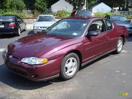 2003 Chevrolet Monte Carlo Photos, Informations, Articles ...
