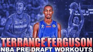 Terrance Ferguson NBA Pre Draft ...