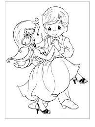 Precious Moments Kleurplaten Voor Kinderen Kleurplaat En Afdrukken