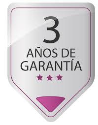 Resultado de imagen de logo 3 años de garantia