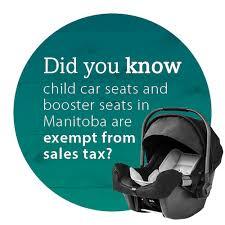 car seat safety in manitoba
