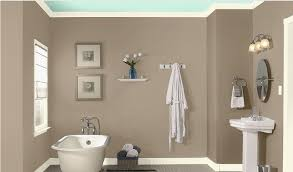 bathroom wall paintColor For Bathroom Walls Withal Bathroom Paint Colors Beautiful