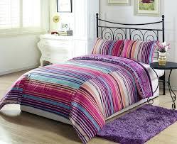 purple and yellow bedding orange leaf white blue stripe reversible comforter set twin green