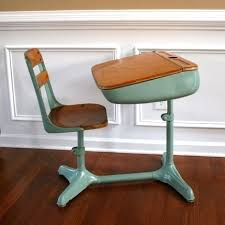 cool vintage furniture. office classroom furniture desk chairs home school is cool vintage turquoise aqua elementary storage and chair