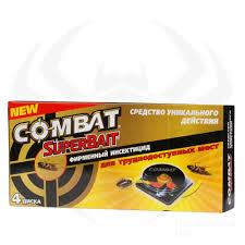 Купить ловушки <b>Combat</b> (Комбат) <b>Super</b> Bait