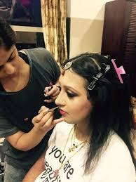 professional makeup by shreya and chandini asrani