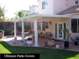 aluminum patio covers. Perfect Aluminum The Heat Radiates Through Aluminum And Leaves Get Caught In  Gutter Our Ultimate Patio Cover Stops Transfer Keeps You From Having To In Aluminum Covers V