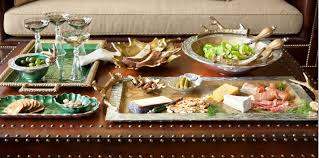 Decorative Platters And Trays Shop Luxury Decorative Serving Trays Serving Platters Handle 15