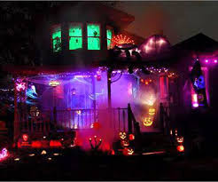 halloween lighting tips. Black Lights, In Conjunction With A Fog Machine And/or Strobe Light, Create Perfect Ambience For Graveyard Or Haunted House Scenario. Halloween Lighting Tips E