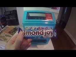 Vintage U Select It Vending Machines New 4848's U Select It Candy Vending Machine YouTube