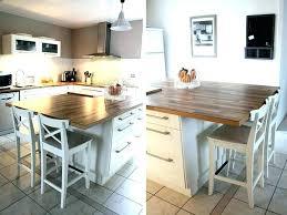 Table Haute Avec Rangement Pour Cuisine Idée De Modèle De Cuisine