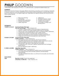 Fantastic Good Looking Resumes With Top Best Resume Templates Header