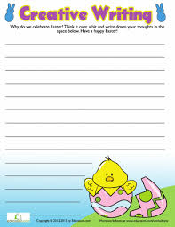 Be sure to include a variety of activities regardless of the level of your. Easter Creative Writing 3 Worksheet Education Com Fun Writing Prompts Writing Prompts For Kids Creative Writing Topics