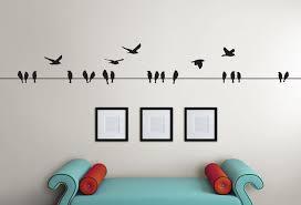 magnificent bird silhouette wall art model wall painting ideas  on bird silhouette wall art with amazing wall art with birds images wall painting ideas