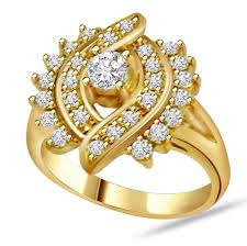 Latest Diamond Rings Designs 2016 Gold Wedding Rings For Women With Diamonds