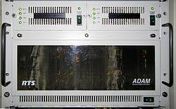 intercom a modern four wire intercom system capable of 272 sources and destinations manufactured by telex communications inc