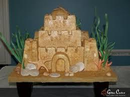 Beach Theme Wedding Cakes Httpwwwcake Decorating Cornercom