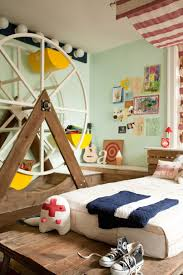 Kids Room Design: Colorful Room Divider - Colorful Kids Room