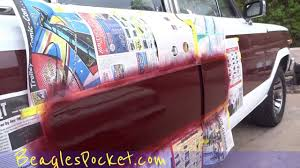 paint touch up car dings diy easy auto painting process 2 paint fix looks like 500 you