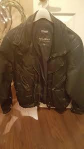 men s wilson leather jacket las vegas
