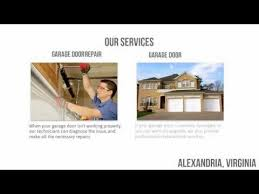 garage door repair alexandria vaAlexandria Virginia Garage Door Repair Company  Affordable Door