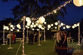 garden party lighting ideas. festoon lighting for weddigs and events garden party vintage string cahoots ideas