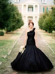 beautiful black wedding dresses stay at home mum