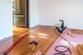 Removing Old Laminate Floors