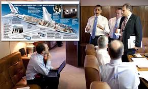air force one office. How Air Force One Is The Most Secure And Luxurious Plane In World   Daily Mail Online Office .