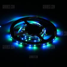 Adhesive Light Strips 5 Meters X 60 Smd 2835 Leds 1500lm Cuttable Adhesive Rgb Led Light Strip 30w Dc 12v