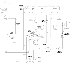 dryer wiring diagram solidfonts sample wiring diagrams appliance aid