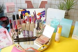 mive usa beauty haul my mall box service review