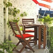 Narrow balcony furniture Condo Small Balcony Furniture Small Patio Set With Umbrella With Red And White Stripes Color Footymundocom Patio Amusing Small Balcony Furniture Smallbalconyfurniture