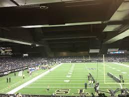 Superdome Section 128 New Orleans Saints Rateyourseats Com