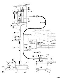 Marinco trolling motor plug wiring instructions diagram