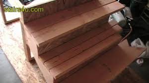 wood furniture types. 3 Types Of Wood Stair Treads Made From 2X Lumber Furniture N