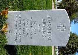 Russell Myron Abrams (1917-1998) - Find A Grave Memorial