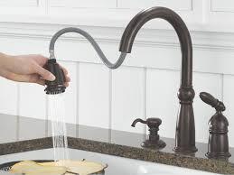 Kitchen Exciting Delta Kitchen Sink Faucets For Modern Kitchen