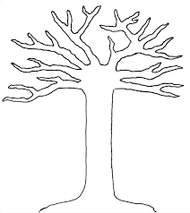 Small Picture Best Photos of Tree Trunk Outline Tree with Branches Clip Art