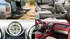 Here Are 9 Crazy Features Found on <b>High</b>-<b>End Luxury</b> Cars - Motor ...