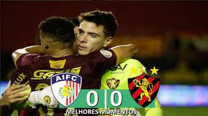 Afogados 0x0 Sport | Melhores Momentos | Campeonato Pernambucano 2021 -  YouTube