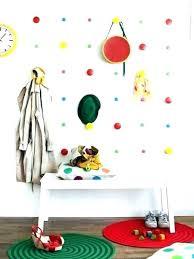kids wall hooks boys coat racks rack furniture door knobs room organization ideas