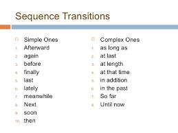 transitional sentences transitional sentences for essays