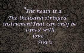 Hafiz Quotes Magnificent HafizHafez Quotes The Bohemian Blank