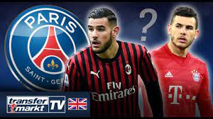 PSG wants to reunite brothers Lucas and Theo Hernandez - YouTube
